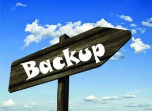 Backup your data regularly.